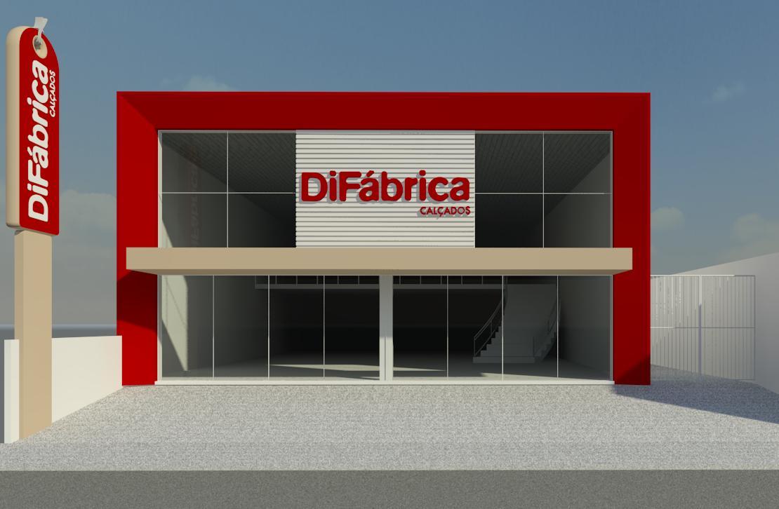 5e01810da LOJA DI FÁBRICA CALÇADOS - CAMAÇARI - BA | Chastinet Arquitetura e ...